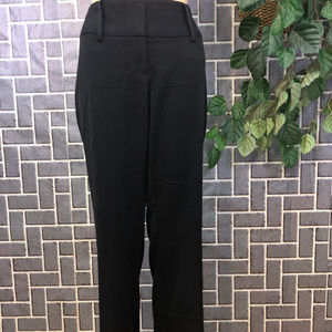 MAURICES WMS SZ 9/10 LONG BLACK DRESS PANTS GUC